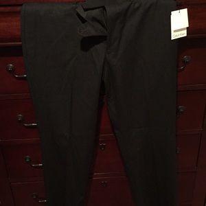 Calvin Klein dress pants slim fit